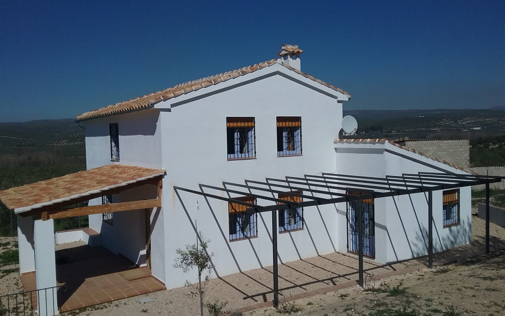 Spectacularly Restored Home in Andalusia