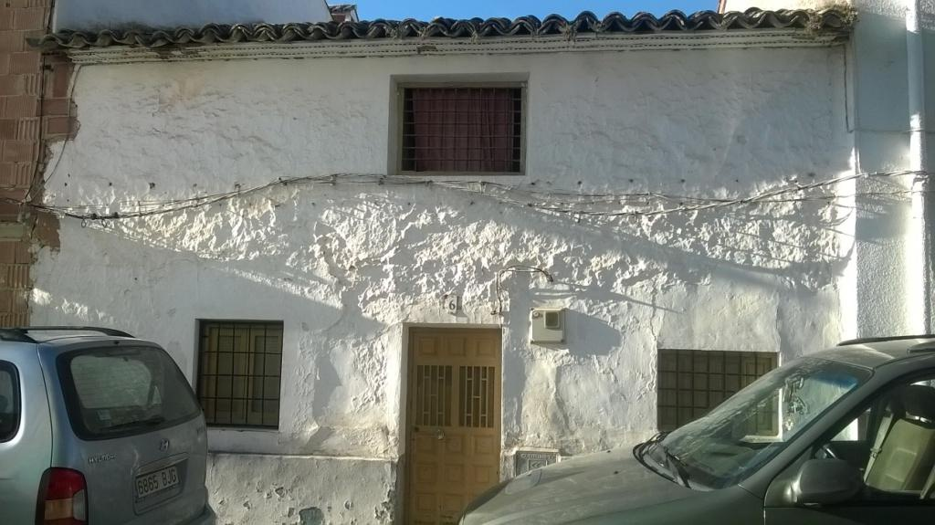 Home in Small Santo Tome Village, Andalusia