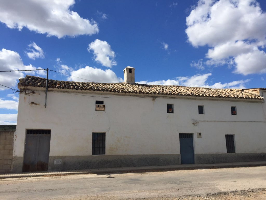 Detached House in Mogon, near to river Guadalquivir