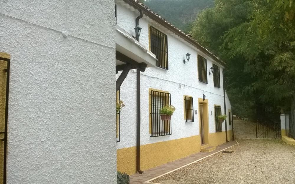 Beautiful Pine Tree House in the Sierra de Segura