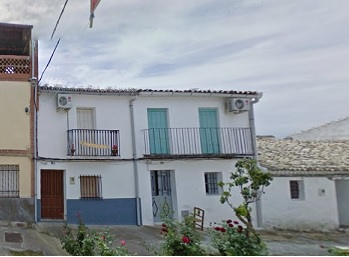 Detached House in a small typical Andalusian village