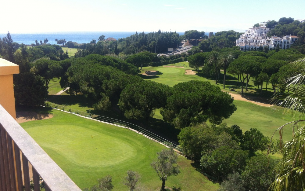 Apartment in Marbella Golf Rio Real