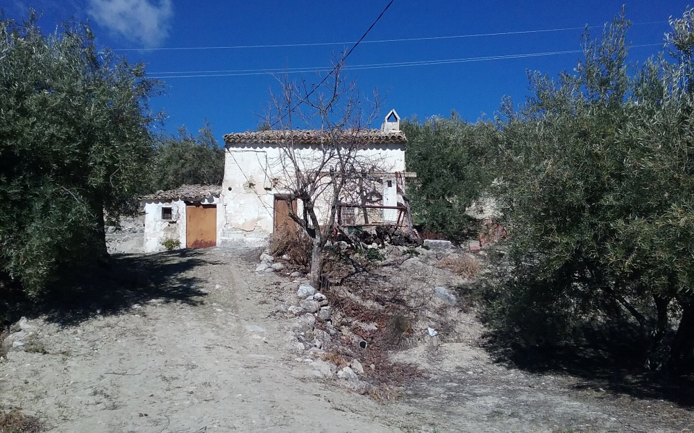 Rustic Finca for renovation