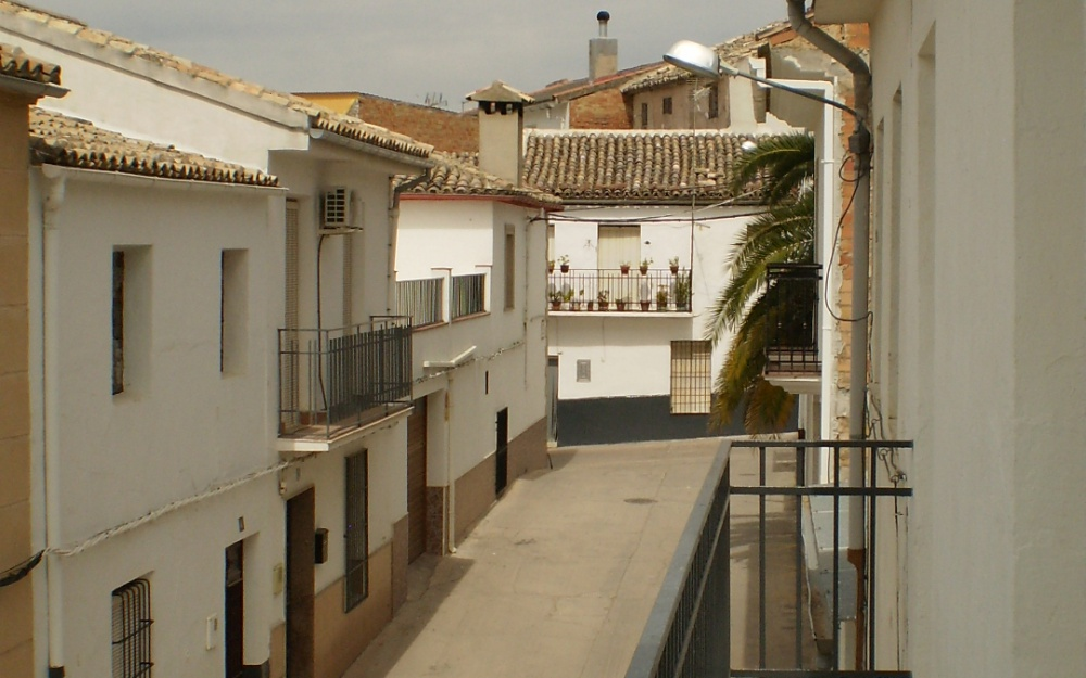 Detached House with land in Peal De Becerro