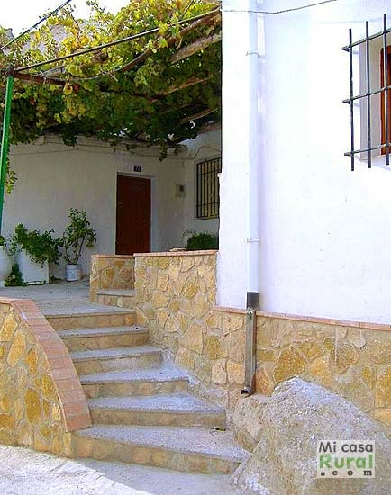 "Country house ""Las Zagalas"""