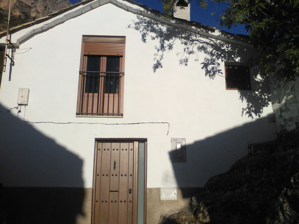 House in Historical part of Cazorla