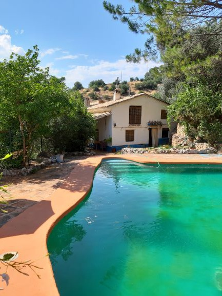 Wonderfully Located Country House with Olive Trees (semi-detached)
