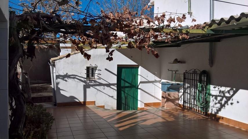 house in Hornos de Peal