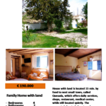 Reduced, before 190000€, now 158000€
