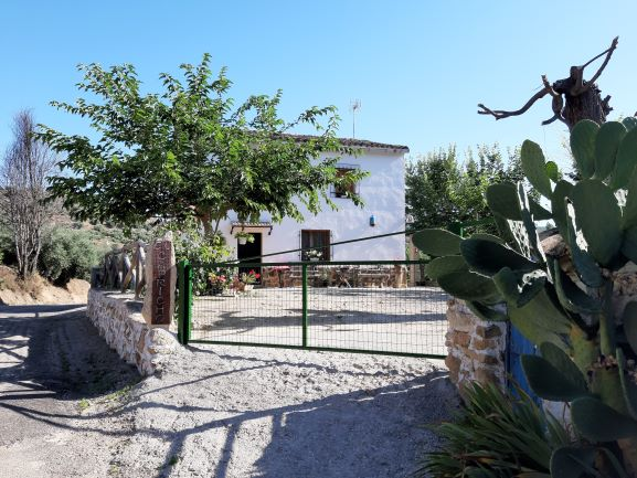 Country property near river Guadalquivir, B&B