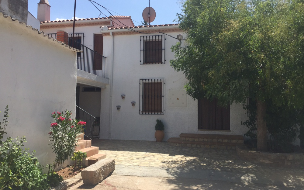 "Country house in ""El Carrascal"""