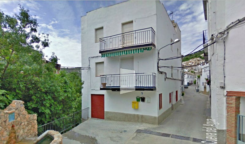 Home + Land with Panoramic Views in Quesada, Andalusia