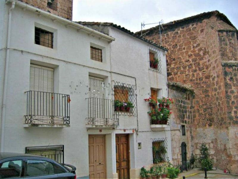 Detached house with Panoramic View in Hornos de Segura