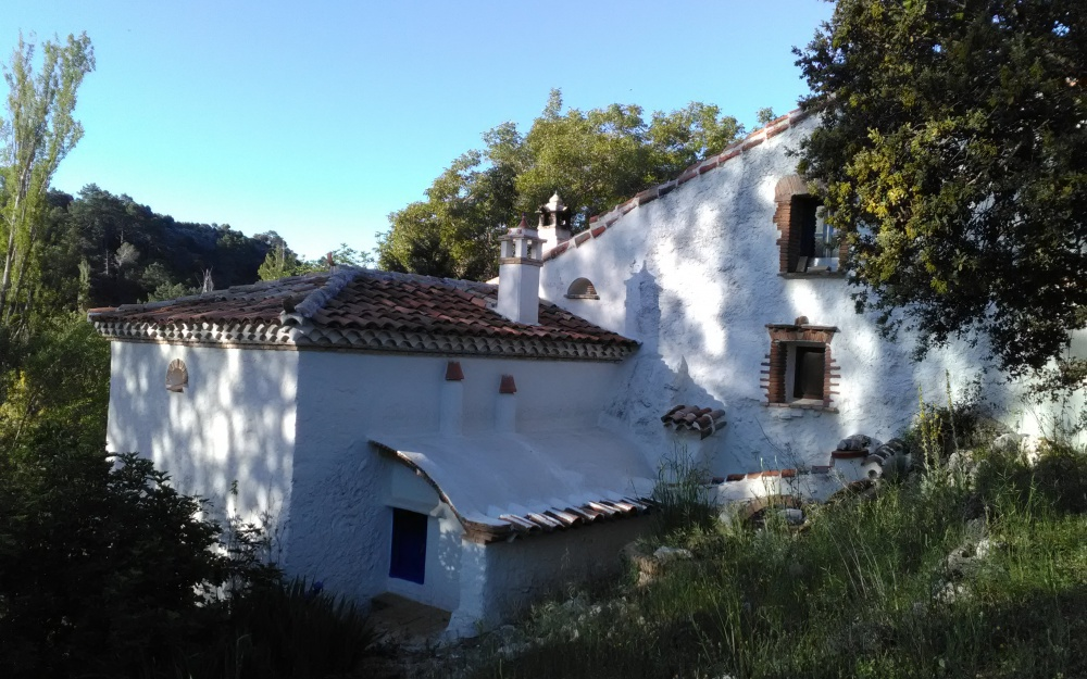 House in Arroyo del Torno, Sierra de las Villas