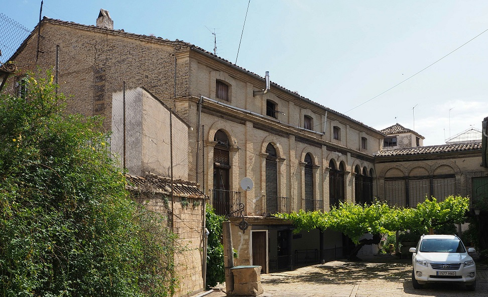 Palace house in Villacarrillo